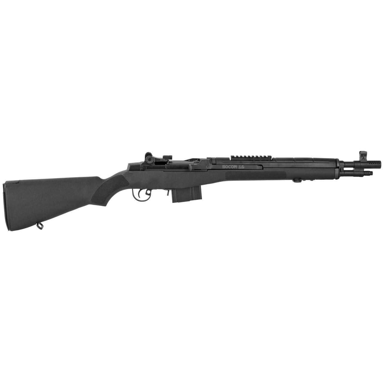 "Springfield M1A SOCOM 16.25"" CALIFORNIA LEGAL - .308/7.62x51"