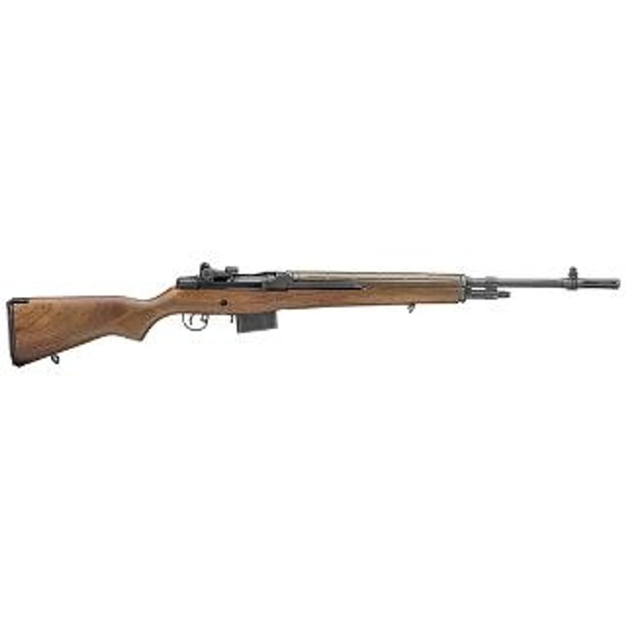 Springfield M1A Loaded CALIFORNIA LEGAL - .308/7.62x51 - Walnut