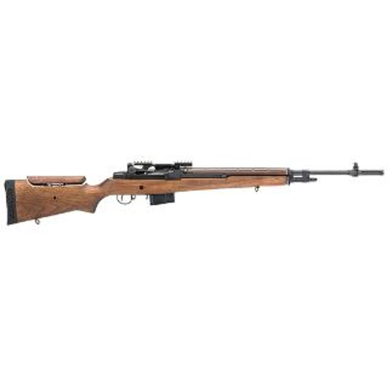 Springfield M1A M21 Long Range Match CALIFORNIA LEGAL - .308/7.62x51 - Walnut