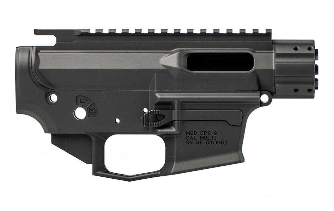Aero Precision EPC-9 Enhanced Receiver Set CALIFORNIA LEGAL - 9mm/.40 S&W