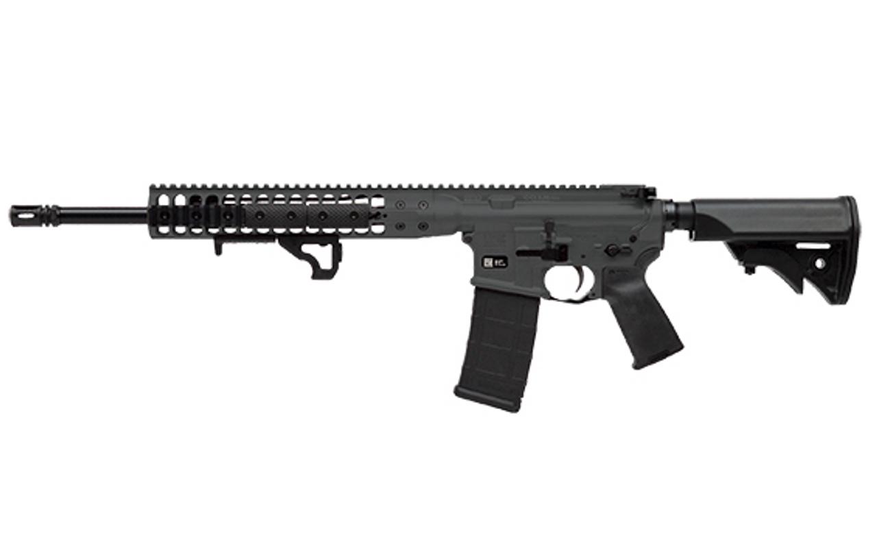 "LWRC IC DI 16"" CALIFORNIA LEGAL - .300 Blackout - Sniper Grey"