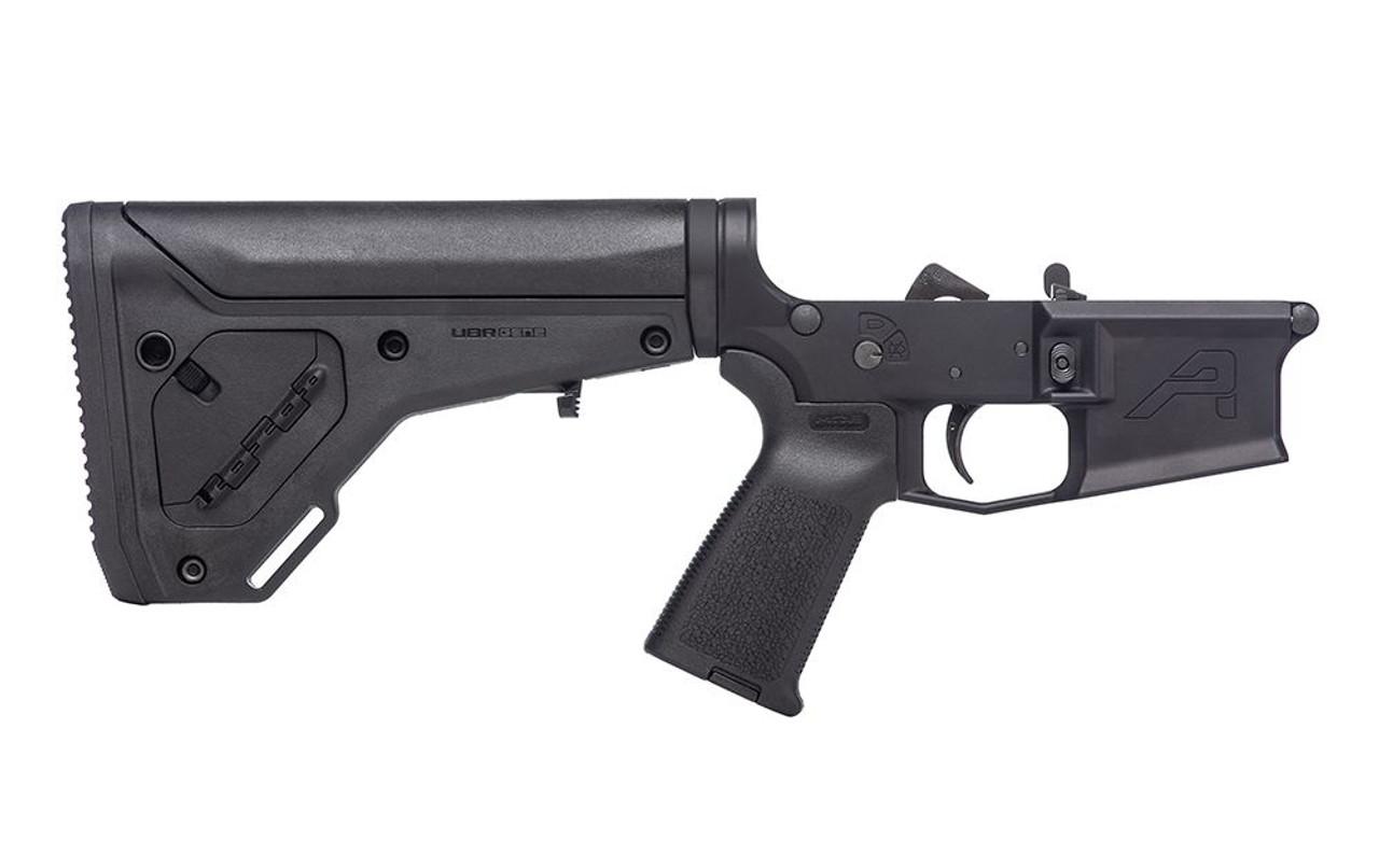 Aero Precision M4E1 Complete Lower Receiver w/ MOE® Grip & UBR® Gen2 Stock CALIFORNIA LEGAL - .223/5.56