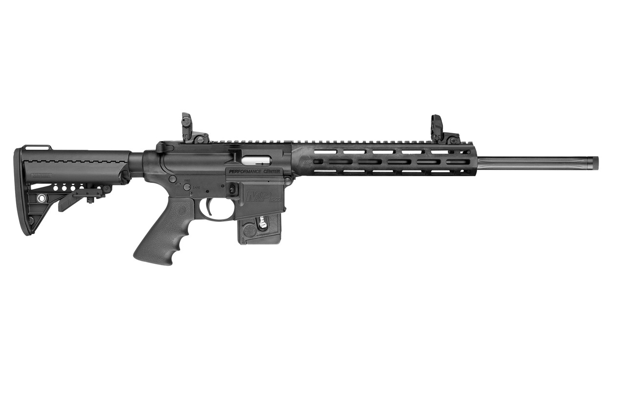"Smith & Wesson M&P15-22 Performance Center 18"" CALIFORNIA LEGAL - .22 LR"