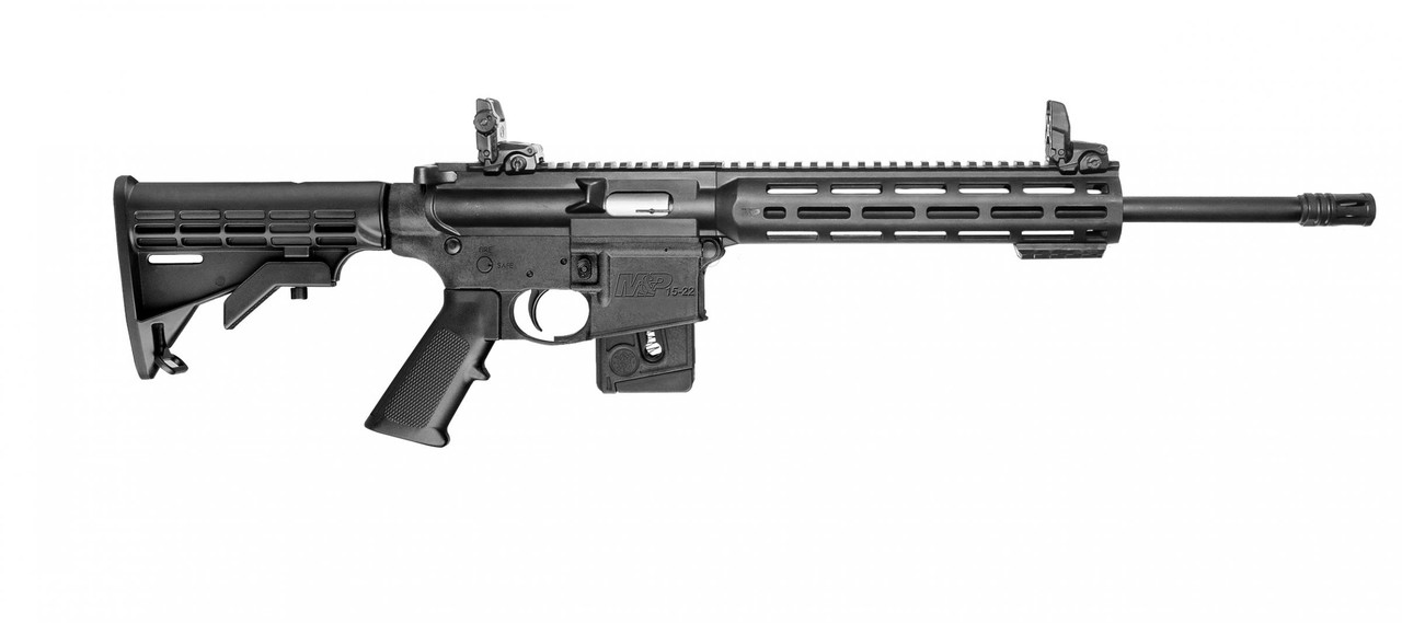 "Smith & Wesson M&P15-22 Sport 16.5"" CALIFORNIA LEGAL - .22 LR"