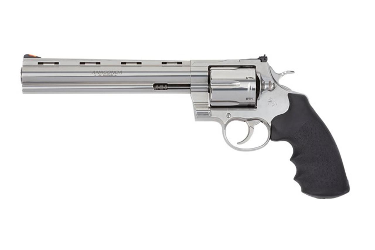 """Colt Anaconda 8"""" CALIFORNIA LEGAL - .44 Mag"""