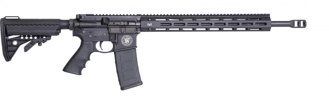"""Smith & Wesson Performance Center M&P15 Competition 18"""" CALIFORNIA LEGAL - .223/5.56"""