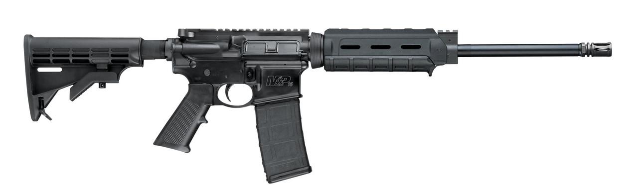 "Smith & Wesson M&P15 Sport II 16"" MOE M-LOK CALIFORNIA LEGAL - .223/5.56"