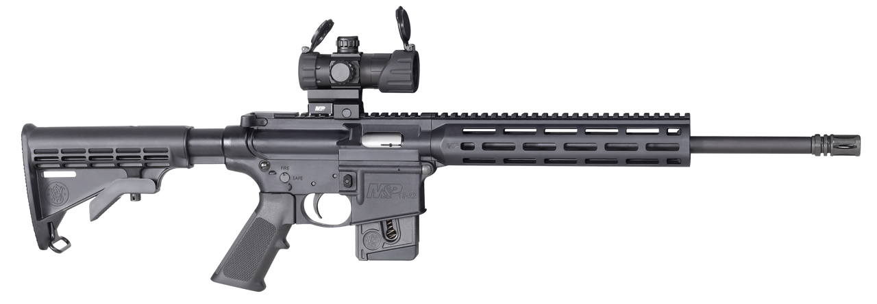 Smith & Wesson M&P15-22 Sport RDS/GDS Optic CALIFORNIA LEGAL - .22 LR