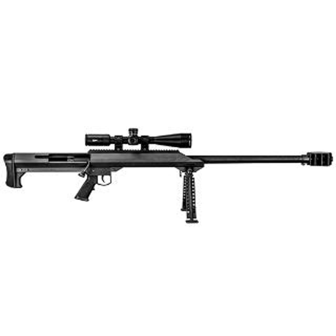 "Barrett M99 32"" Vortex 5-25x56 Viper CALIFORNIA LEGAL - .416"