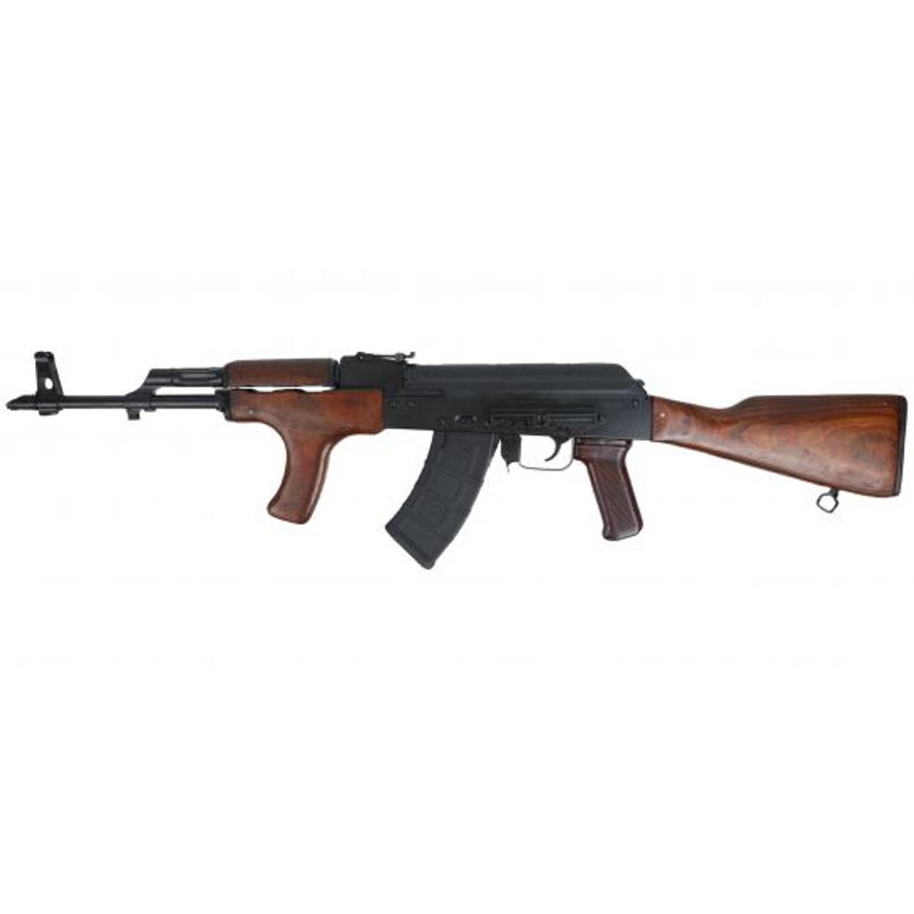 Palmetto State Armory PSAK-47 GF3-R CALIFORNIA LEGAL - 7.62x39 - Black/Brown