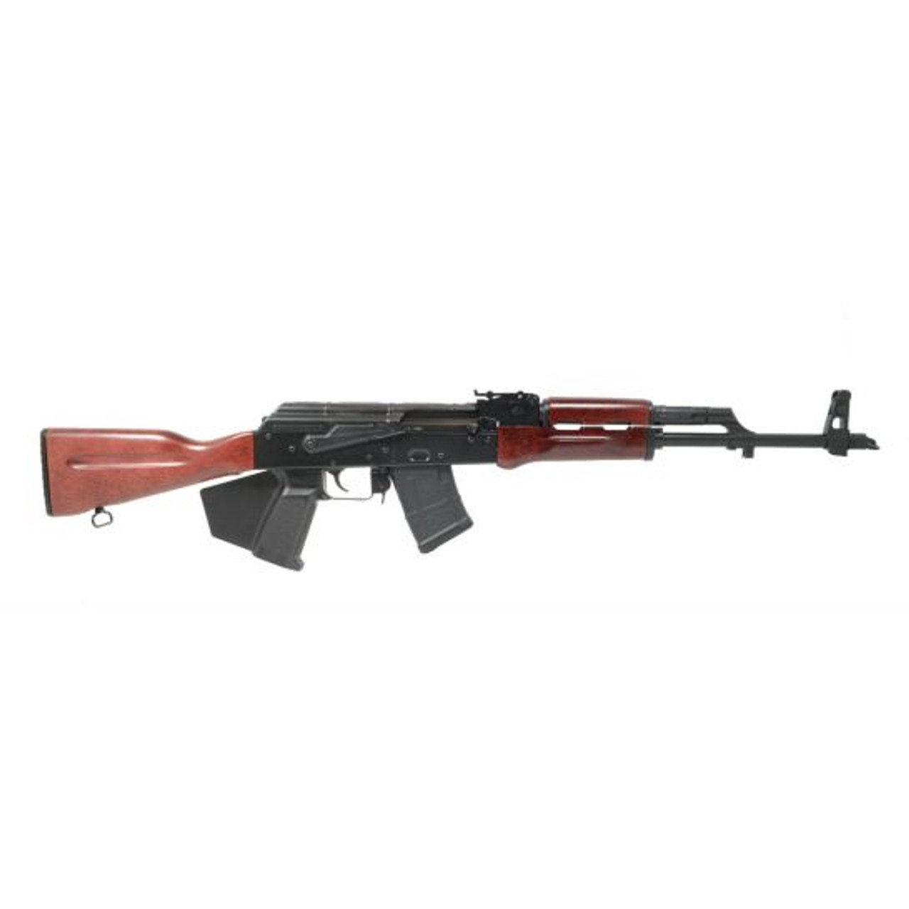 Palmetto State Armory PSAK-47 GF3 Forged Featureless CALIFORNIA LEGAL - 7.62x39 - Red Wood