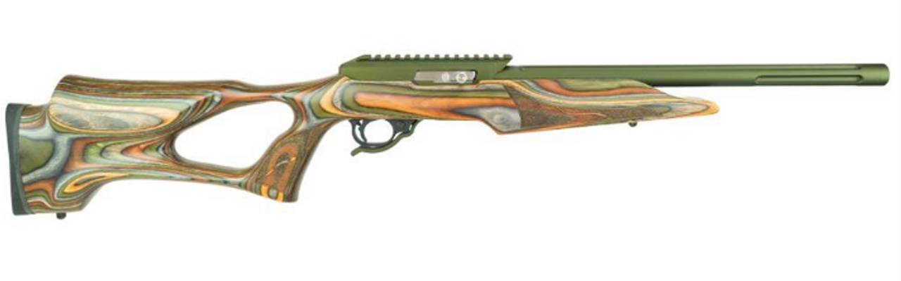 Tactical Solutions X-RING Semi-Auto CALIFORNIA LEGAL - .22LR - ODG/Vantage Forest