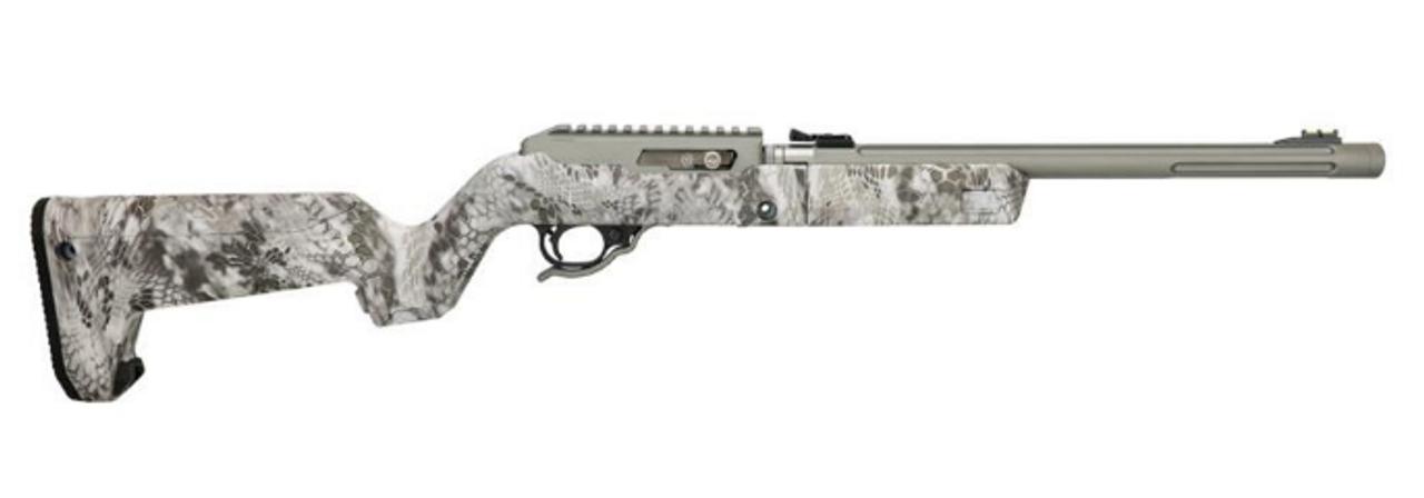 Tactical Solutions X-RING Semi-Auto Take Down Rifle CALIFORNIA LEGAL - .22LR - Kryptek Raid
