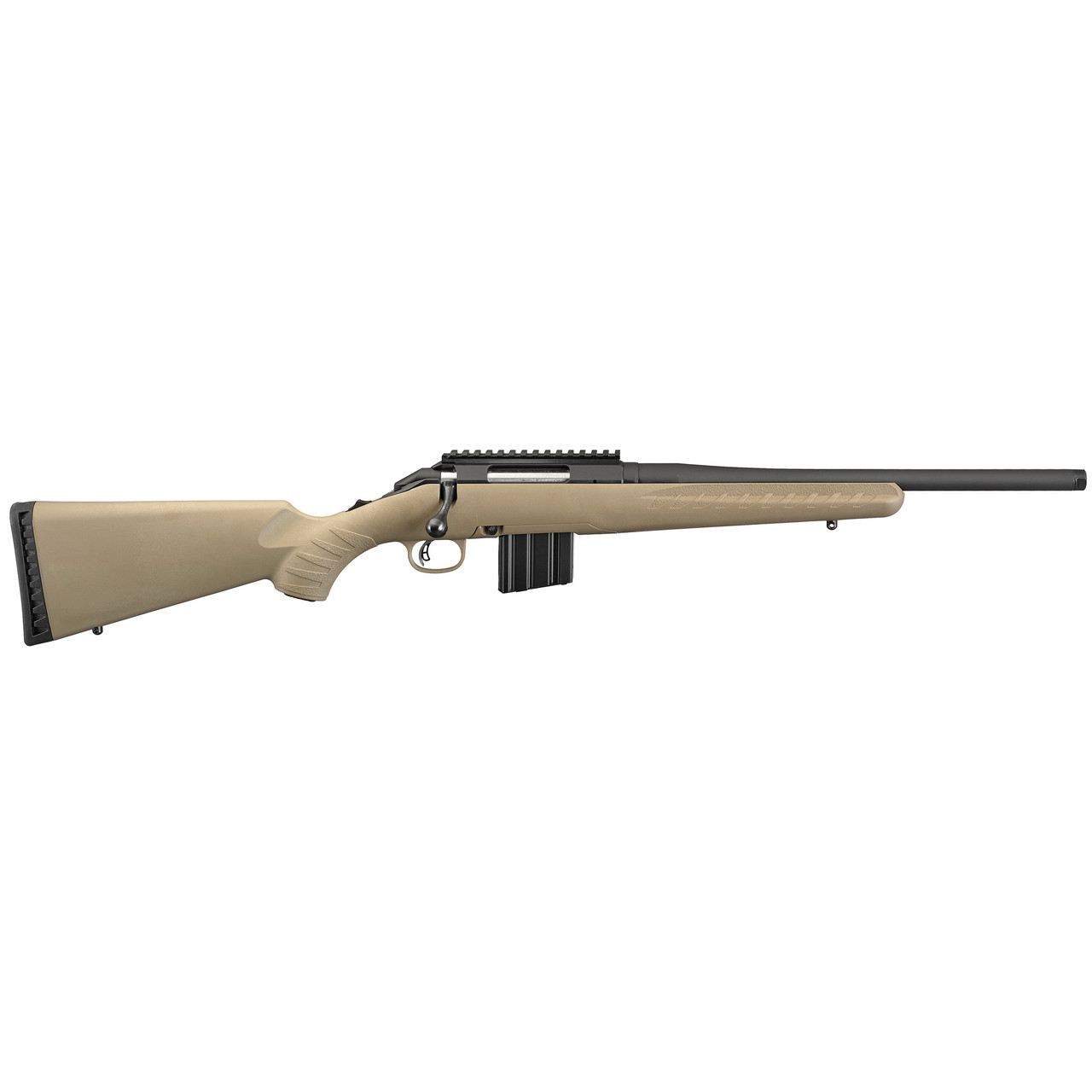 Ruger American Ranch Rifle CALIFORNIA LEGAL - .350 Legend - FDE