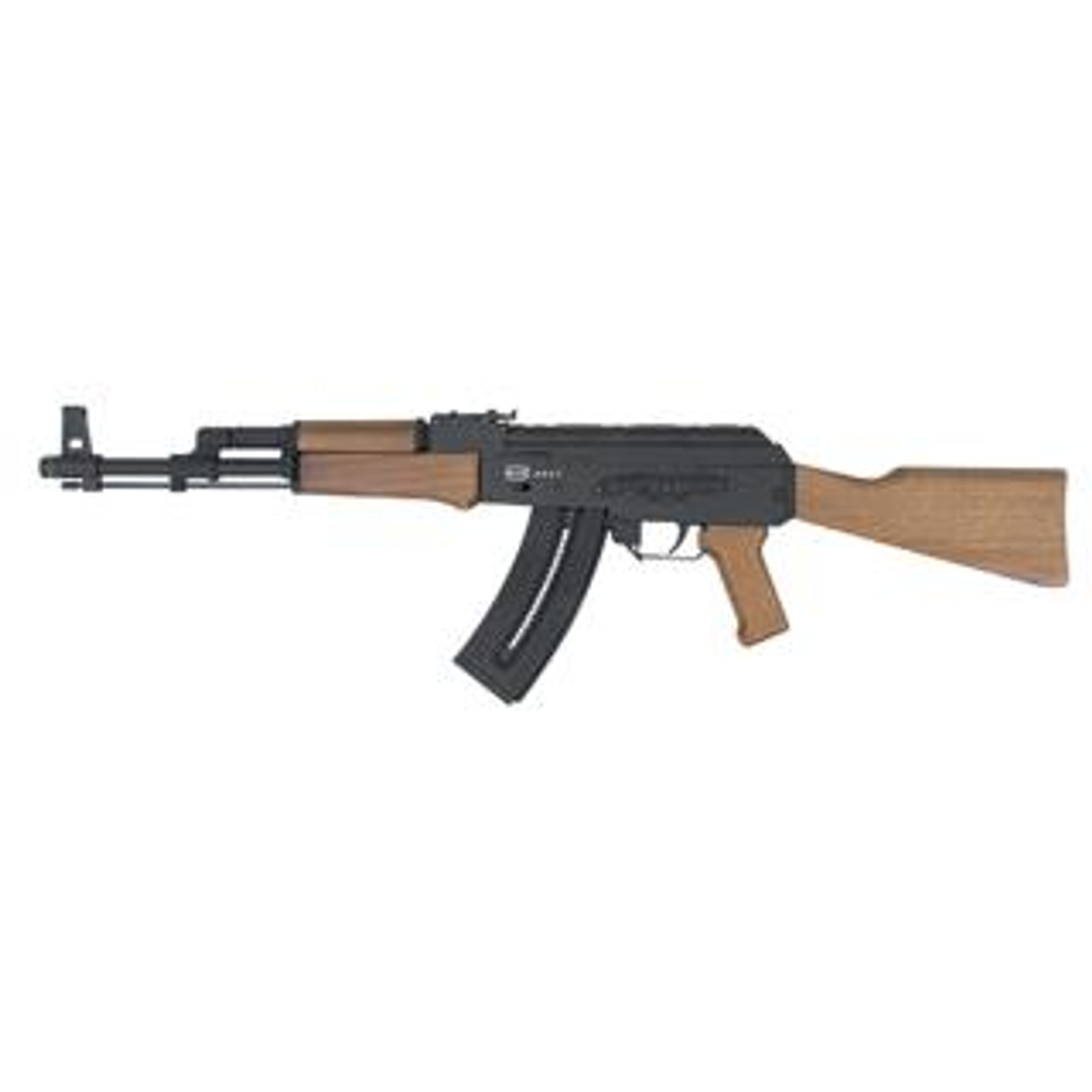 Blue Line Global Mauser AK47 CALIFORNIA LEGAL - .22 LR - Black/Wood