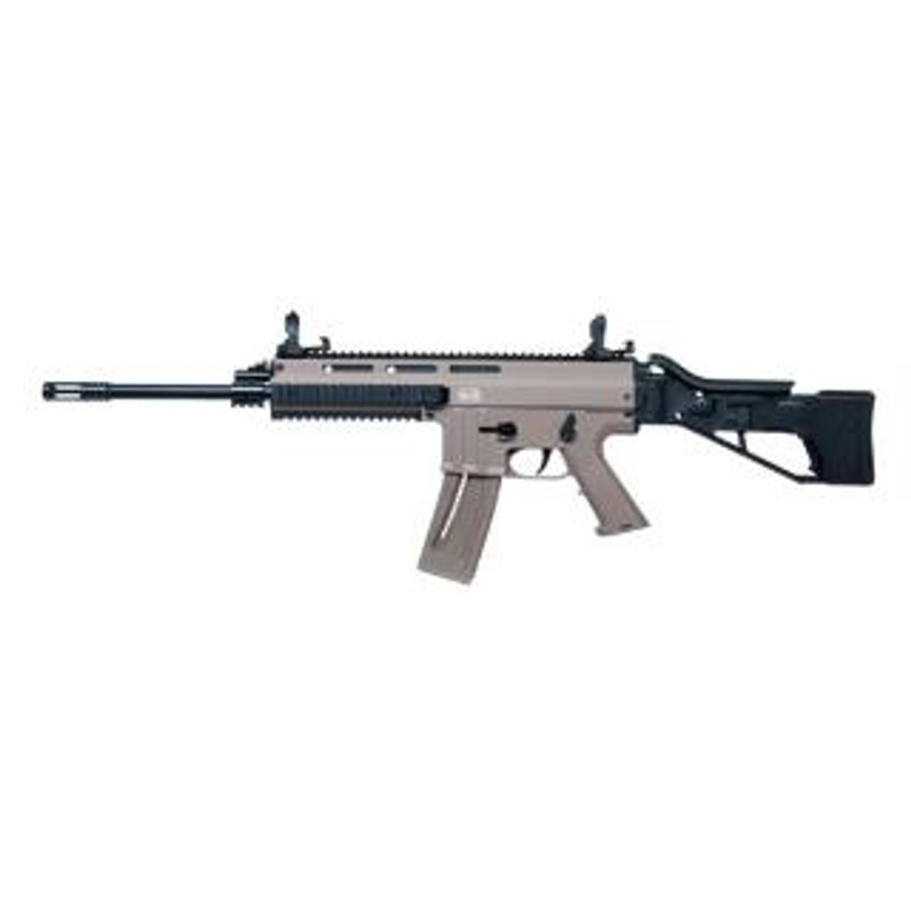 Blue Line Global M-15 Carbine CALIFORNIA LEGAL - .22LR - FDE