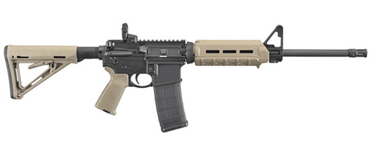 Ruger AR-556 Magpul CALIFORNIA LEGAL - .223/5.56 - FDE