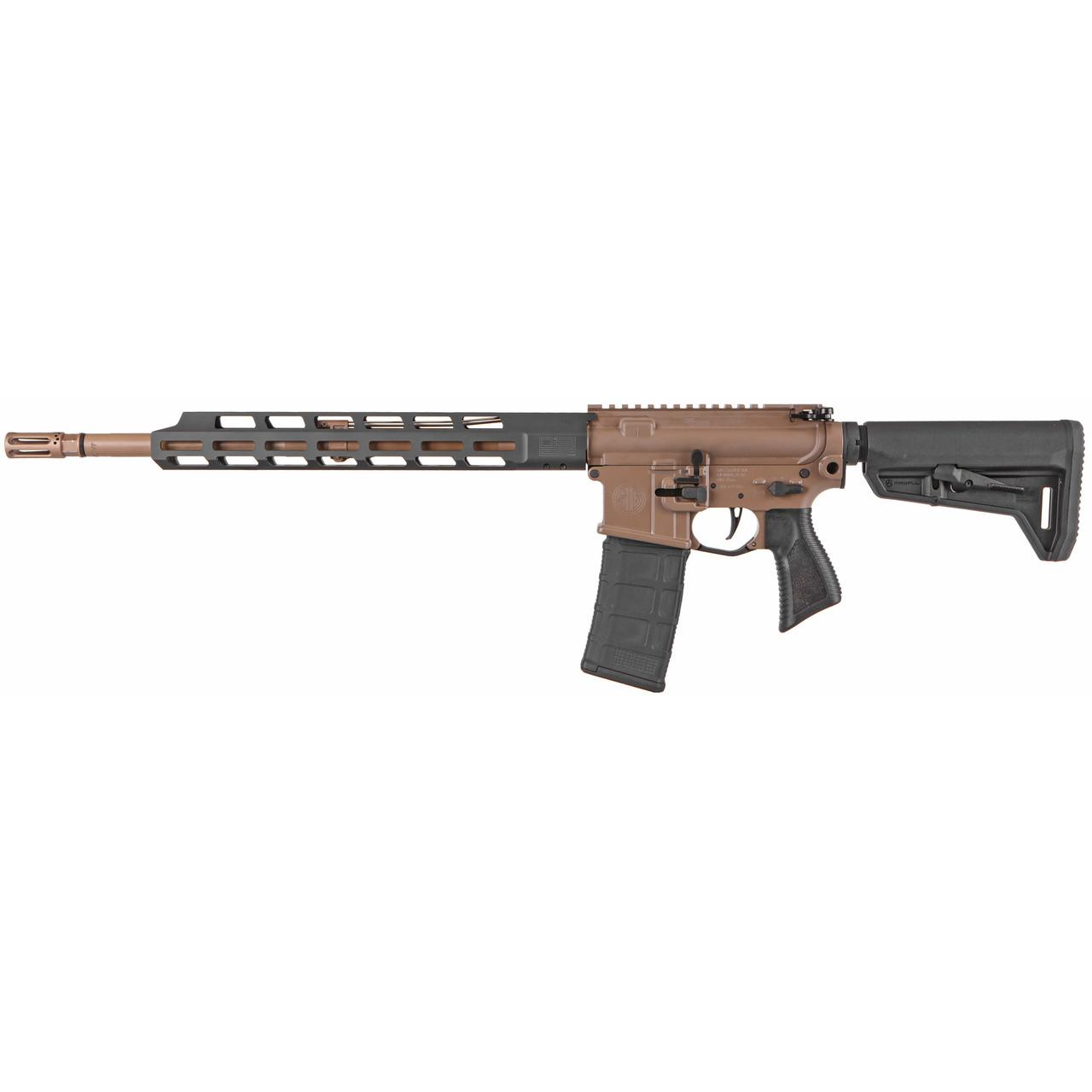 Sig Sauer M400 Tread Snakebite SE CALIFORNIA LEGAL - .233/5.56 - FDE