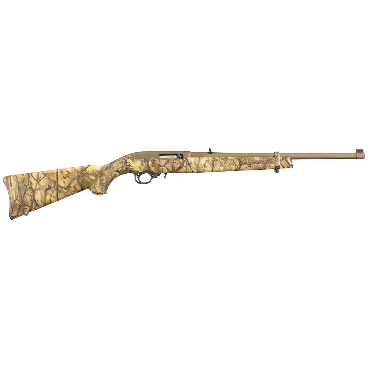 Ruger 10/22 Carbine Talo Exclusive CALIFORNIA LEGAL - .22LR - GO Wild Camo