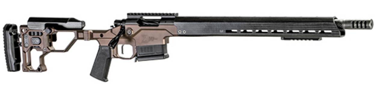"Christensen Arms MPR 16.25"" M-Lok CALIFORNIA LEGAL - .308/7.62x51 - Brown/Carbon Fiber"