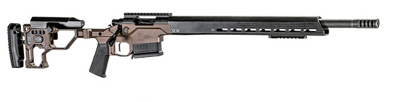 "Christensen Arms MPR 24"" M-Lok CALIFORNIA LEGAL - 6.5 Creedmoor - Brown/Carbon Fiber"