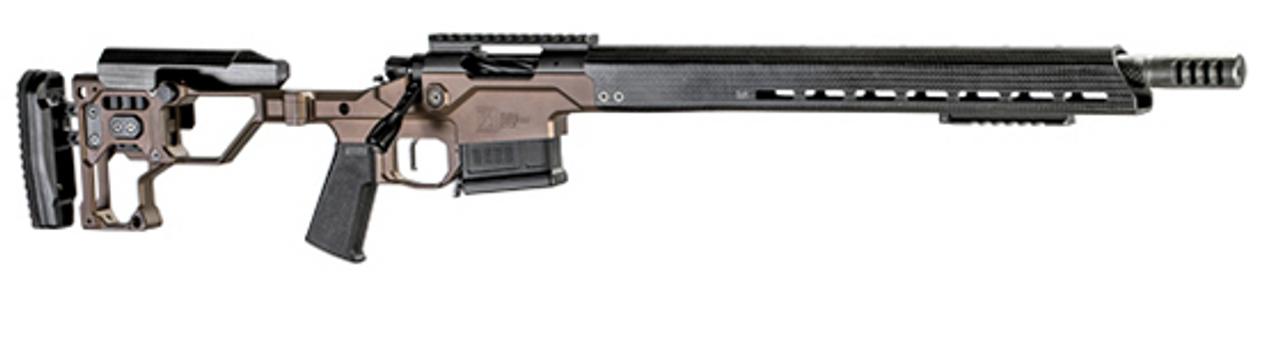 "Christensen Arms MPR 16.25"" M-Lok CALIFORNIA LEGAL - .223/5.56 - Brown/Carbon Fiber"