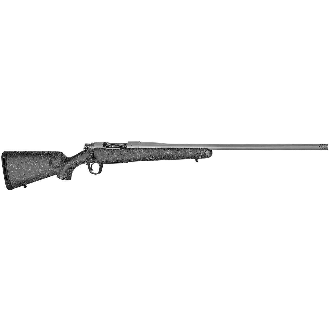 "Christensen Arms Mesa 22"" CALIFORNIA LEGAL - 6.5 Creedmoor - Black w/ Gray Webbing"