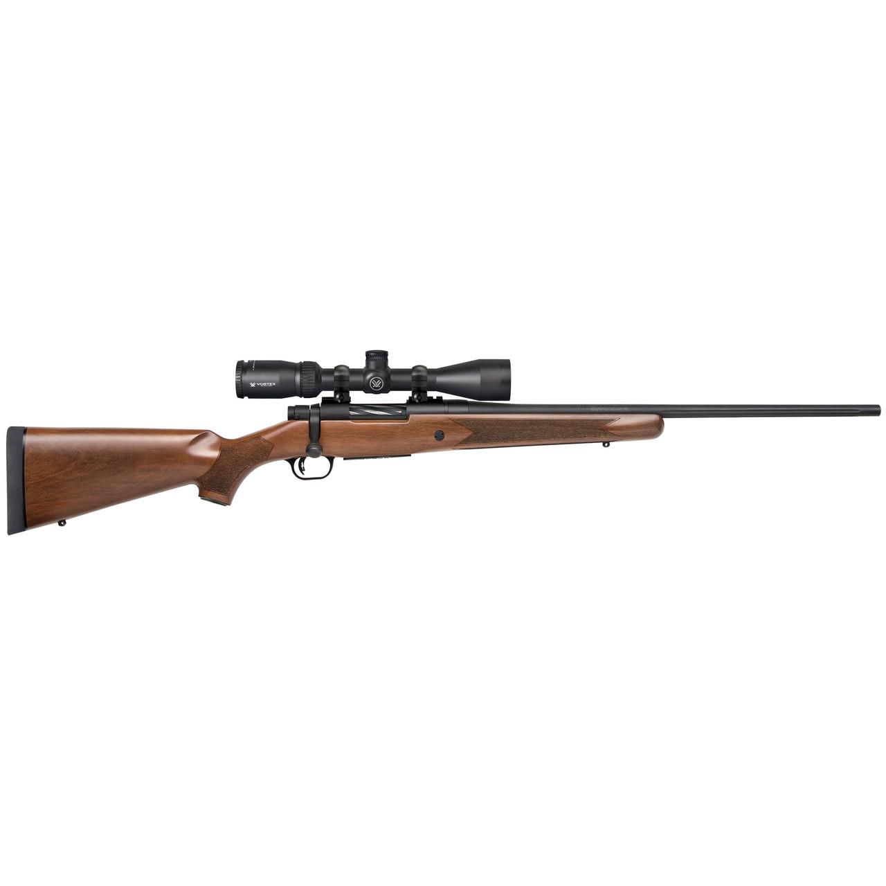 Mossberg Patriot w/Vortex Crossfire II 3-9x40mm Scope CALIFORNIA LEGAL - .308/7.62x51 - Walnut