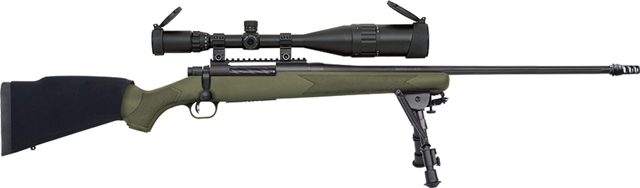 Mossberg Patriot Night Train w/6-24x50mm Scope CALIFORNIA LEGAL - .300 Win Mag - ODG