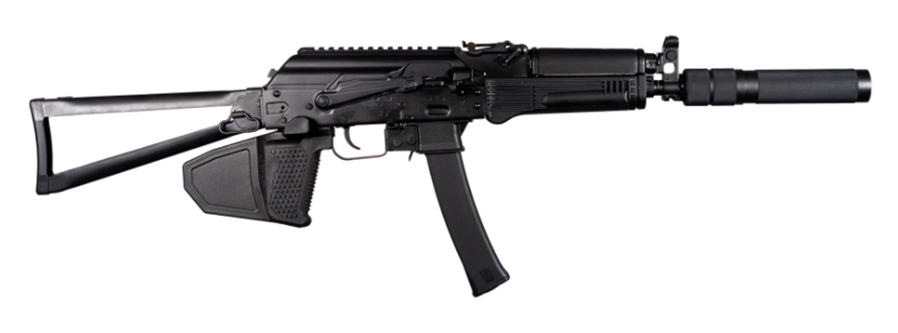 Kalashnikov KALI 9 Faux Suppressor CALIFORNIA LEGAL - 9mm