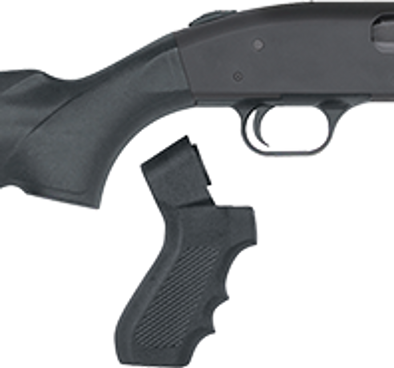 Maverick 88 Security w/Pistol Grip Kit CALIFORNIA LEGAL - 12ga