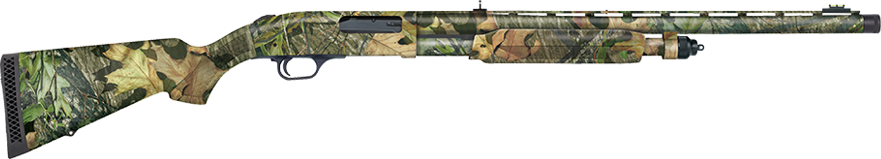 Mossberg 835 Ulti-Mag Turkey w/Marble Arms Fiber Optics CALIFORNIA LEGAL - 12ga - Mossy Oak Obsession Camo