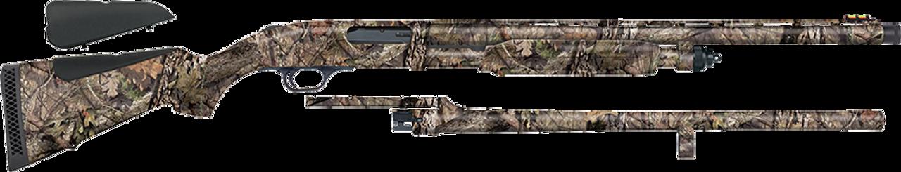 Mossberg 835 Ulti-Mag Combo Turkey/Deer CALIFORNIA LEGAL - 12ga - MOBUC Camo
