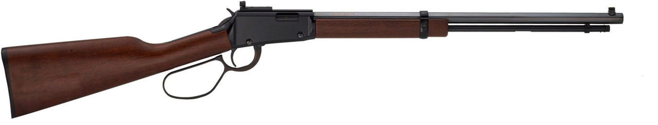 Henry Small Game Rifle w/Large Loop Lever CALIFORNIA LEGAL - .22 WMR - Walnut