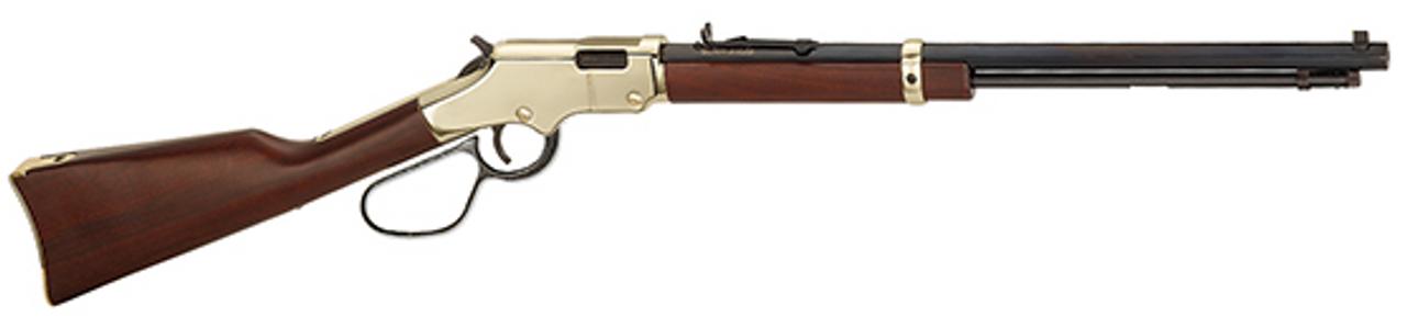 Henry Big Boy w/Large Loop Lever CALIFORNIA LEGAL - .45 Colt - Walnut/Brass