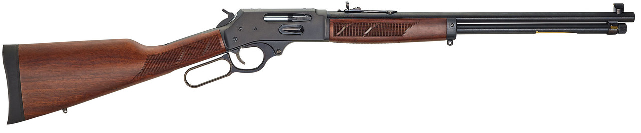 Henry Steel Lever Action CALIFORNIA LEGAL - .30-30 - Walnut