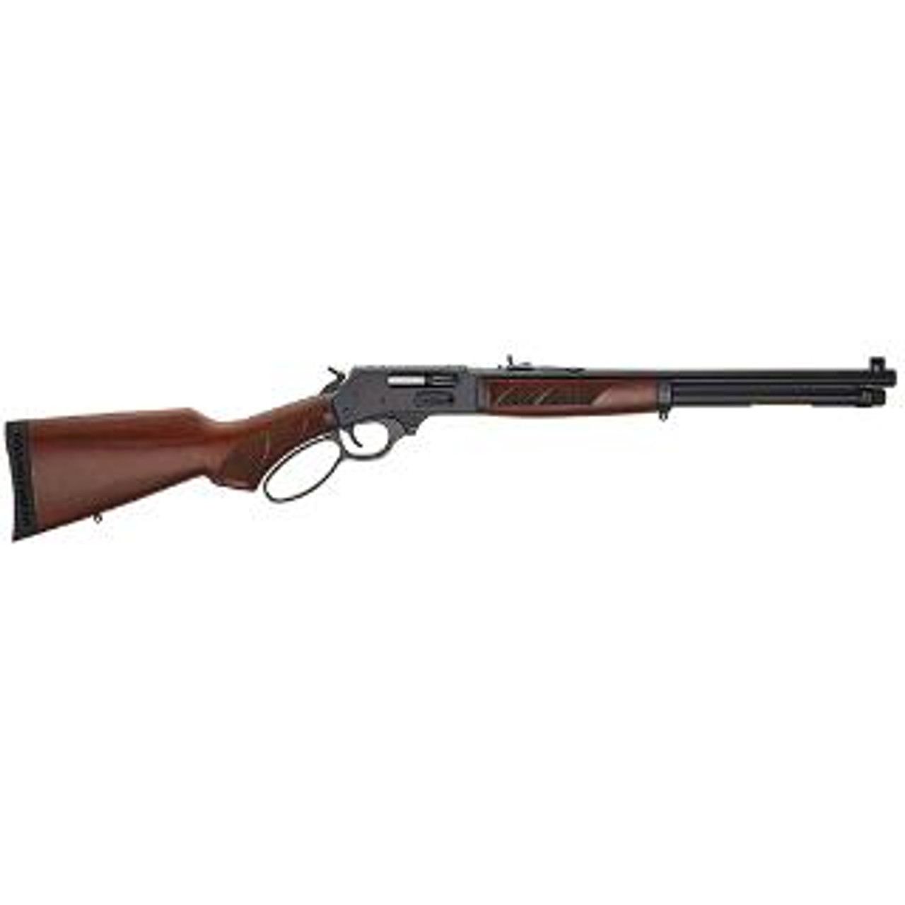 Henry Steel Lever Action w/Large Loop Lever CALIFORNIA LEGAL - .30-30 - Walnut