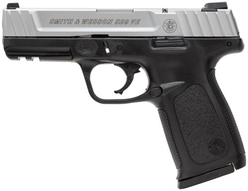 S&W SD9VE CALIFORNIA LEGAL - 9mm