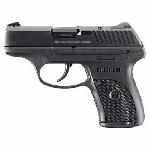Ruger LC380 CALIFORNIA LEGAL - .380 ACP