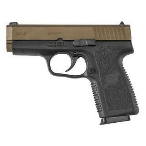 Kahr CW9 Burt Bronze CALIFORNIA LEGAL - 9mm
