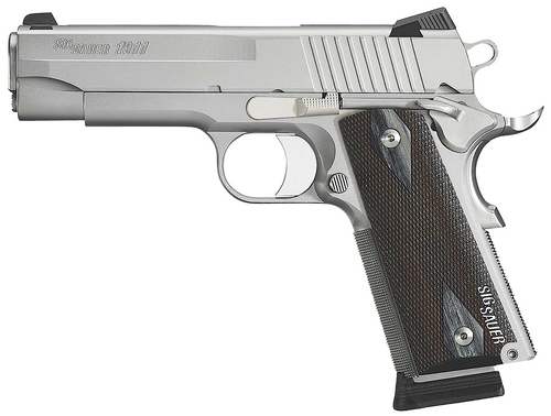 Sig Sauer 1911 SSS CALIFORNIA LEGAL - .45ACP