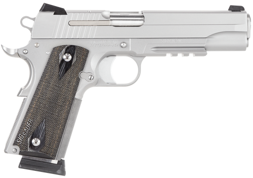 Sig Sauer 1911R Stainless CALIFORNIA LEGAL - .45ACP