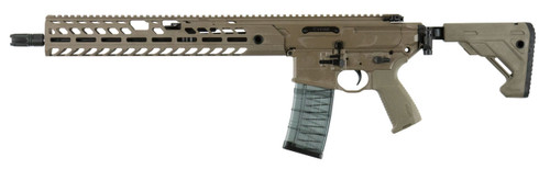 Sig Sauer MCX Vitus Patrol CALIFORNIA LEGAL - .300blk - FDE