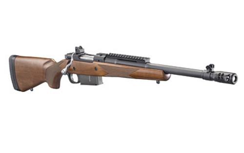 Ruger Scout Rifle CALIFORNIA LEGAL - .450 Bushmaster - Walnut