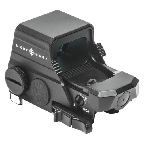 Sightmark Ultra Shot M-Spec LQD 1x