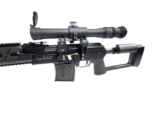 Zastava M91 Sniper w/POSP 4x24 Scope CALIFORNIA LEGAL - 7.62x54R