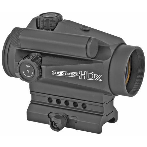 Lucid Optics Red Dot Hdx - M5 32moa Cirle W/4moa Dot