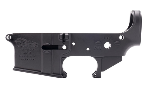 Anderson AM-15 Don't Tread On Me Stripped Lower CALIFORNIA LEGAL - .223/5.56