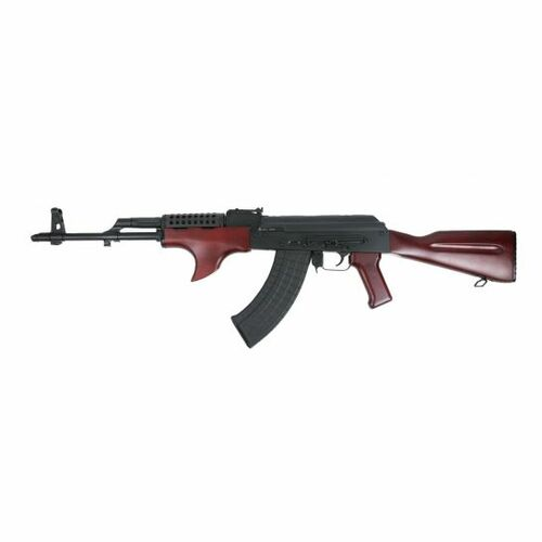 Palmetto State Armory PSAK-47 GF3 Forged CALIFORNIA LEGAL - 7.62x39 - Red Wood