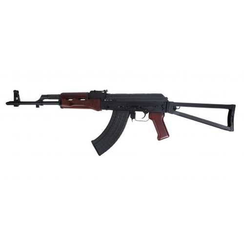 Palmetto State Armory PSAK-47 GF3 Forged Triangle Stock CALIFORNIA LEGAL - 7.62x39 - Redwood